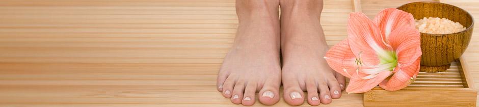 Fußpflege, Sonja von Zeidler, Kosmetik